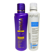 Progressiva Agilise Unika 250ml Ganhe Shampoo Open 250ml