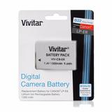 Batería Vivitar Lp-e8 P Canon T5i,t4i,t3i T2i C/tienda Lince