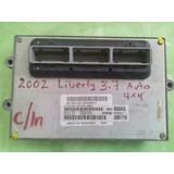 Computadora Jeep Liberty 2002 3.7 4x4 Autom C/in P56041606ag
