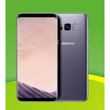 Samsung Galaxy S8+ Plus 64gb 4g Lte + Nuevo Sellado + Tienda