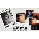 Harry Styles Vinyl Fan Pack Envío Inmediato