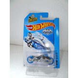 Hot Wheels Max Steel Motorcycle Hw City Original