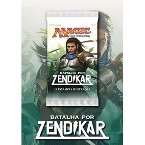 Magic The Gathering Booster Batalha Por Zendikar