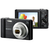 Camara Digital Sony Cybert-shot Dsc-w800 Negra 20,1 Mpx