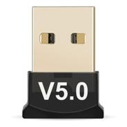 Adaptador Usb Dongle Bluetooth V5.0 Brobotix Win, Mac