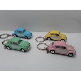 Chaveiro Fusca 1/64 Miniatura