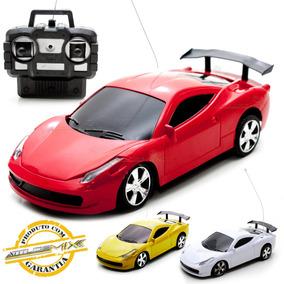 Carrinho Com Controle Remoto 7 Funções Leds Carro Crianças