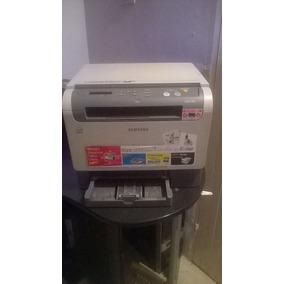 Fotocopiadora Impresora Laser A Color Samsung Clx-2160