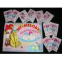 Album My Melody Hello Kitty + 10 Sobres Figuritas 1991
