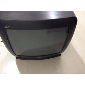 Tv 14 Gradiente Com Controle Remoto