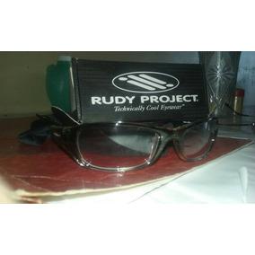 Lentes Rudy Project Heritage Petrol Verde Veteada Gafas