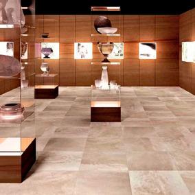 Porcelanato Ilva Routes Northern White 60 X 60cm - Carosio