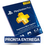Cartão 12 Meses Psn Us Plus Card Americano Ps3 Ps4