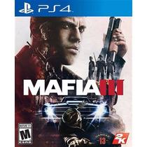 Mafia 3 Para Ps4 ¡sólo En Gamers!