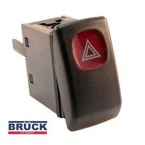 Switch Boton Intermitentes Vocho Sedan Golf Jetta A2 Tecla