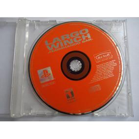 Largo Winch Commando Sar Para Playstation 1 Ps1 Disco Origin