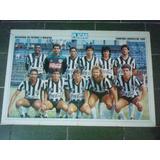 Mega Poster Botafogo Campeão Carioca 1989 86 X 58 Cm