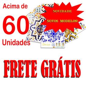 Oferta Adesivo Azulejo Portugues 15cm X 15cm