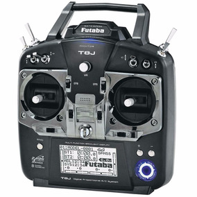 Rádio Transmissor Futaba T8j Com Rx R2008sg 8ch Avião Drone