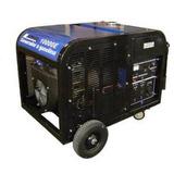 Generador 10 Kw A Gasolina Mpower 110/220v Marcha Electrica