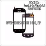 Táctil Blu Dash Jr Tv / Dash 3.5 D141t D352 D352u