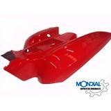 Plastico Trasero Cuatriciclo Mondial Fd 250 Q Rojo Original