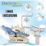 Nueva Unidad Dental Anzhe Con Toda La Calidad Y Ergonomia