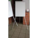 Rotafolio Tripie Con Pizarron Blanco De 60 X 90 Cm