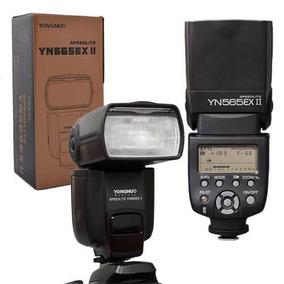 Flash Yongnuo Yn 565 Exii Speedlite Canon 6d 70d 600d T3i T6