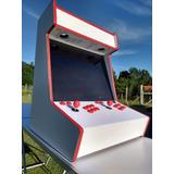 Arcades Portátil Premium, Bartop Xl, Computador Emulador