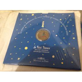 Moedas De Coleção Du Petit Prince En Euros - 2002