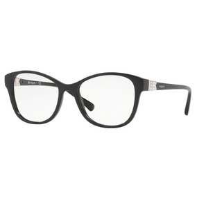 Óculos De Grau Vogue Vo5169b W44 52 Preto a80199cd23
