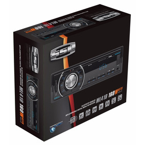 Auto Estéreo Sound Storm Lab Ml41b Bluetooth Sd Usb + Envió!