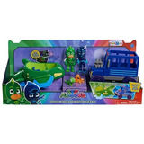 Pj Masks Gekko-mobile And Night Ninja
