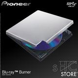 Quemador Externo Blu-ray Pioneer Usb 3.0 (bdr-xd05s) (nuevo)
