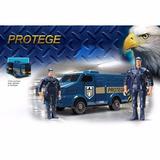 New Caminhão Blindado Cofre Forte Transporte Prosegur Brinks