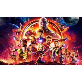 Película Avengers 3 Infinity War En Digital