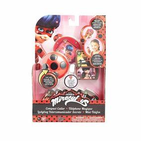 Miraculous Teléfono Intercomunicado Ladybug Prodigiosas