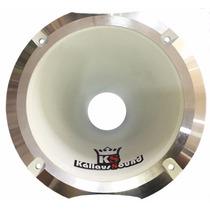 Cone Aluminio Hl-1450 Curto Trio Expansor Kallaus Jarrão Jbl