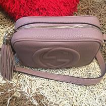 Bolsa Gucci Soho Bag Original.