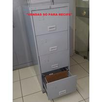 Arquivo Aço 4g Telescópico (usado) Vendas Só Para Recife