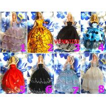 Roupa Vestido Para Boneca Barbie ::: Excelente Preço