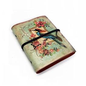 Cuaderno Europeo Loghot A6 De Papel Vitela 30 Hojas