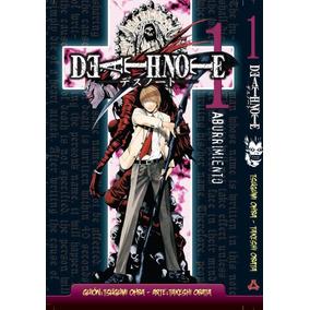 Death Note 3, 4, 7 Al 12 - Takeshi Obata - Larp - C/u