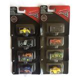 Cars 3 Mini Corredores De Metal Colección 8 Pzas Disney