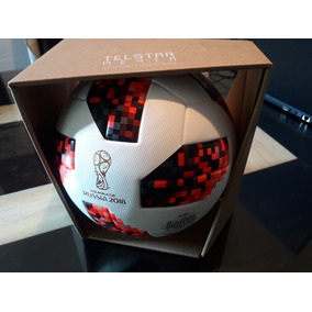 Balon adidas Telstar Mechta Mundial Rusia 2018 Match Ball  5 190fa9168025b