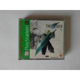 Final Fantasy 7 Vii Ps1 Play Station 1 En Game Reaktor