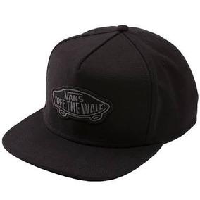 Gorra Vans Snapback Skate 100% Original Envío Gratis Negra