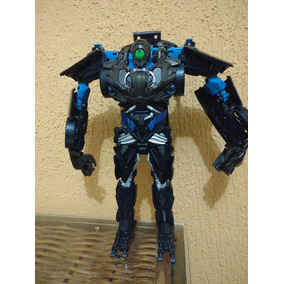 Lote 5 Transformers Optimus Bumblebee Lockdown Com Detalhes