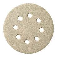 Disco De Lija Con Velcro 125mm Klingspor X 10 Granos Varios
